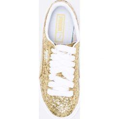Puma - Buty 36409302. Szare buty sportowe damskie Puma, z materiału. W wyprzedaży za 299,90 zł.