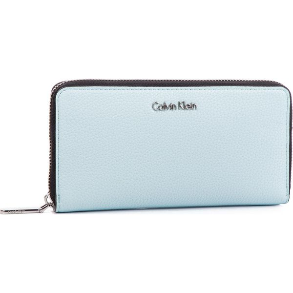 b6cc5bce5913f Portfele damskie Calvin Klein - Zniżki do 40%! - Kolekcja wiosna 2019 -  myBaze.com