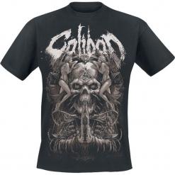 Caliban Intersection Of Death T-Shirt czarny. Czarne t-shirty męskie Caliban, xl. Za 74,90 zł.
