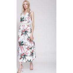Sukienki: Biała Sukienka Bella Donna