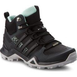 Buty trekkingowe damskie: Buty adidas – Terrex Swift R2 Mid Gtx W GORE-TEX CM7651 Cblack/Cblack/Ashgrn