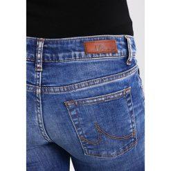 LTB ASPEN Jeansy Slim Fit angellis wash. Niebieskie jeansy damskie marki LTB, z bawełny. W wyprzedaży za 254,15 zł.