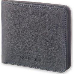 Portfele męskie: Portfel Moleskine Horizontal Wallet Lineage blue avio