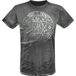 T-shirty męskie z nadrukiem: RED by EMP Rebel Soul T-Shirt szary
