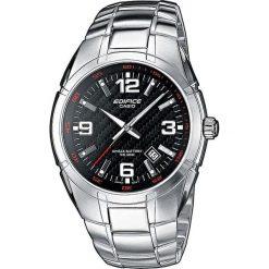 Zegarek Casio Męski EF-125D-1AVEF Edifice srebrny. Szare zegarki męskie CASIO, srebrne. Za 279,99 zł.