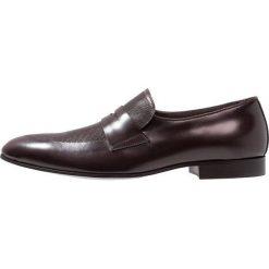 KIOMI Eleganckie buty brown. Brązowe buty wizytowe męskie marki KIOMI, z materiału. Za 379,00 zł.