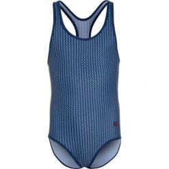 Stroje jednoczęściowe dziewczęce: Schiesser Kostium kąpielowy indigo