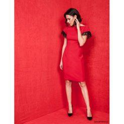 Sukienki hiszpanki: Sukienka z koronką Tamara