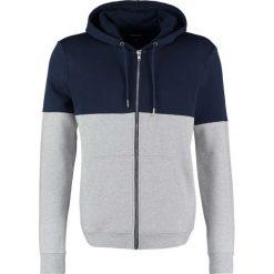 Bejsbolówki męskie: YOURTURN Bluza rozpinana mottled grey/dark blue