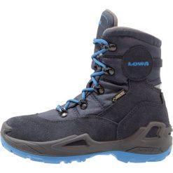 Buty sportowe chłopięce: Lowa RUFUS III GTX Buty trekkingowe navy/blau