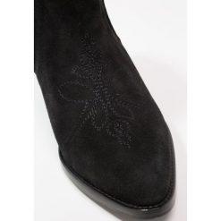 Botki damskie lity: Shoe The Bear LEILA  Ankle boot black