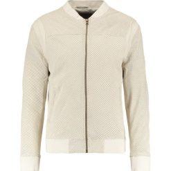 Goosecraft PALERMO Kurtka skórzana white. Czarne kurtki męskie skórzane marki Reserved, l. W wyprzedaży za 629,50 zł.