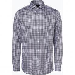 BOSS - Koszula męska – Gordon, niebieski. Czarne koszule męskie marki Boss, m. Za 479,95 zł.