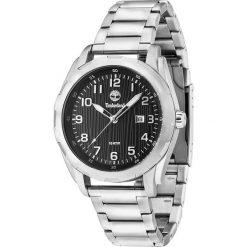 Zegarki męskie: Zegarek kwarcowy w kolorze srebrno-czarnym