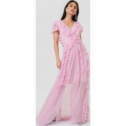 Długie sukienki: 2NDDAY Sukienka Karian - Pink