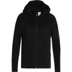 Bluzy damskie: adidas Performance STADIUM Bluza rozpinana black