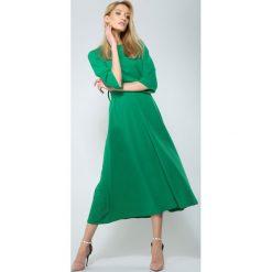 Sukienki: Zielona Sukienka Your Choice
