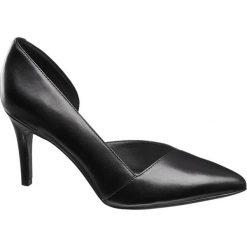 Szpilki: szpilki damskie 5th Avenue czarne