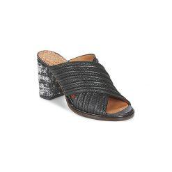Sandały Chie Mihara  UBABA. Czarne sandały damskie Chie Mihara. Za 935,20 zł.
