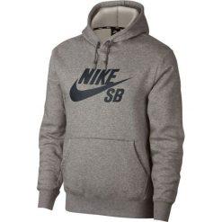 Bluza Nike SB Icon Hoodie Essential (AJ9733-063). Szare bluzy męskie marki Nike, m, z bawełny. Za 207,99 zł.