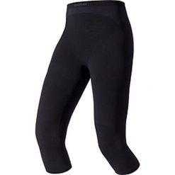 Odlo Spodnie tech. Odlo Pants 3/4 EVOLUTION WARM - 180931 - 180931L. Czarne spodnie sportowe damskie Odlo, l. Za 158,85 zł.