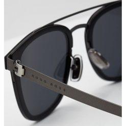 BOSS CASUAL Okulary przeciwsłoneczne silvercoloured. Szare okulary przeciwsłoneczne męskie aviatory BOSS Casual. Za 1029,00 zł.
