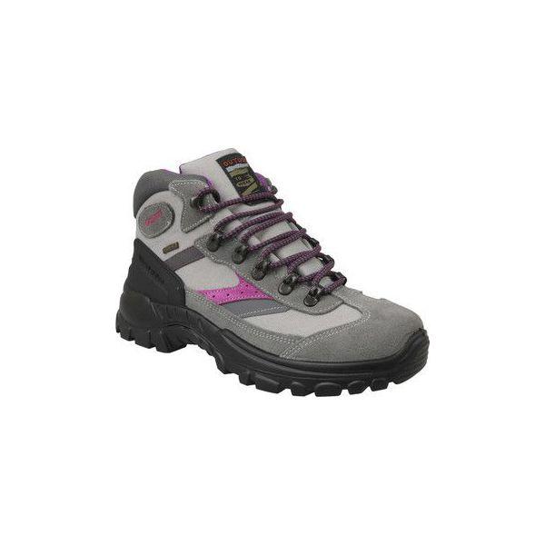 ae3917dca7cd3 Buty Grisport Grigio 13316S7G - Szare buty trekkingowe damskie ...