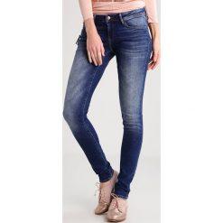 Mavi SERENA Jeans Skinny Fit dark used. Niebieskie rurki damskie Mavi. Za 309,00 zł.