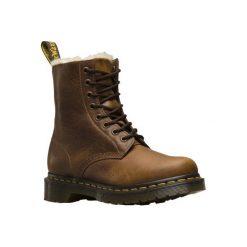 Dr. Martens Dr. Martens 1460 Serena  23912243 36 Brązowe. Brązowe buty trekkingowe damskie Dr. Martens. W wyprzedaży za 599,99 zł.