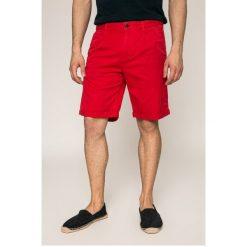 Calvin Klein Jeans - Szorty. Szare spodenki jeansowe męskie marki Calvin Klein Jeans, casualowe. W wyprzedaży za 219,90 zł.