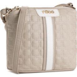 Torebka NOBO - NBAG-C2020-C015  Beżowy. Brązowe listonoszki damskie marki Nobo, ze skóry ekologicznej. W wyprzedaży za 129,00 zł.