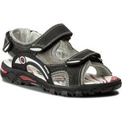 Buty dziecięce: Sandały BARTEK – 19108/167 Czarno Szary