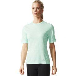 Adidas Koszulka Supernova S-S zielony r. L (AA2344). Szare topy sportowe damskie marki Adidas, l, z dresówki, na jogę i pilates. Za 111,95 zł.