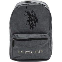Plecaki damskie: Plecak w kolorze szarym - (S)34 x (W)45 x (G)16 cm