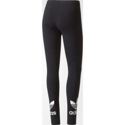 Legginsy sportowe damskie: Adidas Originals Legginsy damskie Trefoil Leggings czarne r. 30 (AJ8153)