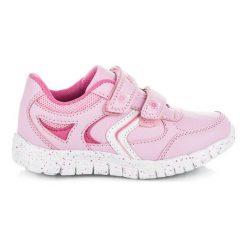 Buciki niemowlęce: American Club Buty dziecięce GEORGETTE różowe r. 31 (83389)
