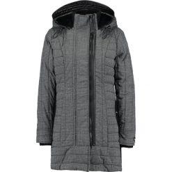 Płaszcze damskie pastelowe: khujo CAYUS Płaszcz zimowy dark grey melange