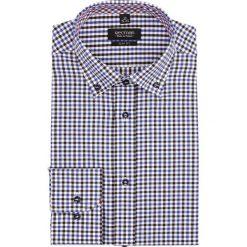 Koszula bexley 2583 długi rękaw slim fit brąz. Niebieskie koszule męskie slim Recman, m, z długim rękawem. Za 139,00 zł.