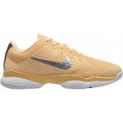 Nike Buty Do Tenisa Air Zoom Ultra Tennis Shoe Tangerine Tint Metallic Silver 38,5. Pomarańczowe buty do fitnessu damskie Nike, z gumy. Za 395,00 zł.