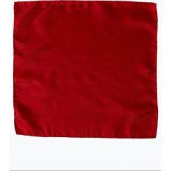 Andrew James - Poszetka jedwabna męska, czerwony. Czerwone poszetki męskie Andrew James, z jedwabiu. Za 69,95 zł.