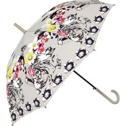 """Parasole: Parasol """"Flower"""" w kolorze szarym ze wzorem"""