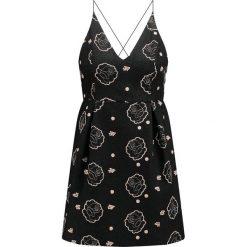 Sukienki hiszpanki: Topshop Petite Sukienka letnia black