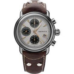 Zegarki męskie: Zegarek męski Aerowatch Chrono Auto 61901.AA09.S