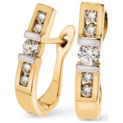 Biżuteria i zegarki: Kolczyki – , Cyrkonia