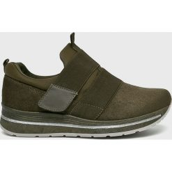 Answear - Buty. Szare buty sportowe damskie marki ANSWEAR, z gumy. W wyprzedaży za 79,90 zł.
