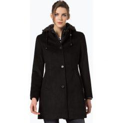 Esprit Collection - Płaszcz damski, czarny. Czarne płaszcze damskie pastelowe Esprit Collection, z materiału. Za 399,95 zł.