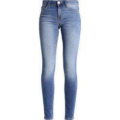 Lee JODEE  Jeans Skinny Fit dusk blue. Niebieskie jeansy damskie marki Lee. W wyprzedaży za 377,10 zł.