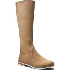 Buty zimowe damskie: Kozaki CAPRICE - 9-25506-28 Beige 400