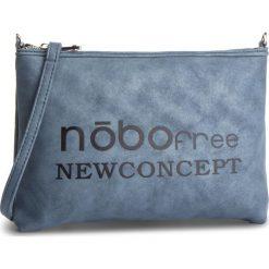 Torebka NOBO - NBAG-F2590-C012 Granatowy. Niebieskie listonoszki damskie marki Nobo, ze skóry ekologicznej. W wyprzedaży za 129,00 zł.