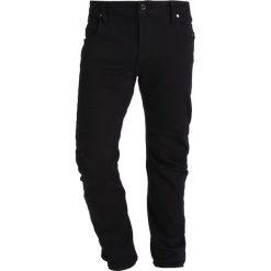 GStar ARC 3D SLIM Jeansy Slim Fit black superstretch. Czarne jeansy męskie relaxed fit marki G-Star. W wyprzedaży za 363,35 zł.